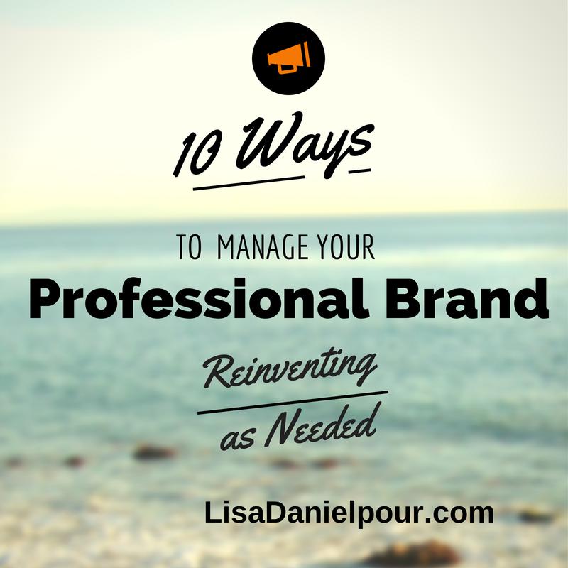 10 Ways Prof Brand
